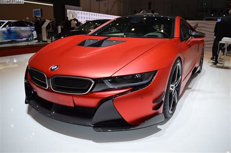 Bmw I8 by More Photos Of The Inferno Bmw I8 By Ac Schnitzer