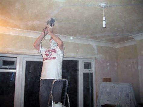 decke schleifen jan exner de wohnzimmer kaputtmachen