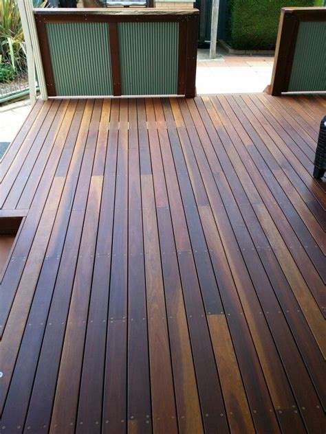 cutek rustic gold  spotted gum cutek extreme projects