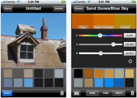 10 iphone apps to help you choose the home colors home decoz