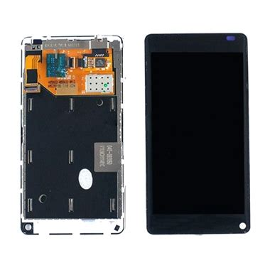 Lcd Hp Nokia Lumia 800 nokia lumia 800 screen replacement lcd display repairpartsplus