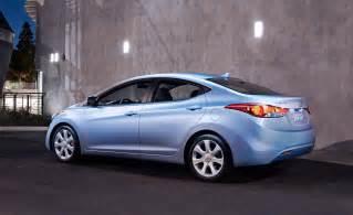 Hyundai Elantra Sedan 2014 Car And Driver