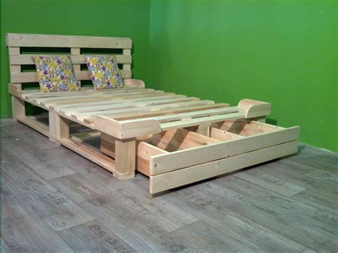 pallet bed ideas pallet beds ideas pallet idea
