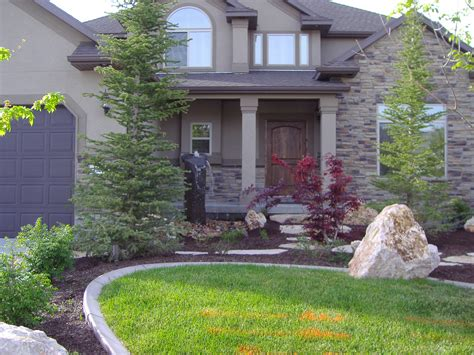 Landscaping Utah County Tree Selection Chris Landscaping In Salt Lake