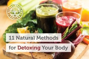 11 Methods For Detoxing Your by 11 Methods For Detoxing Your