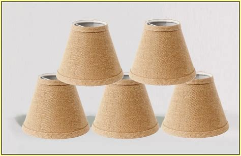 Ideas Design For Burlap L Shades Burlap Chandelier L Shades Home Design Ideas Lights And Ls