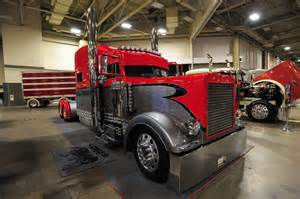 Custom Truck Shops In Tx Custom Peterbilt Trucks On Peterbilt