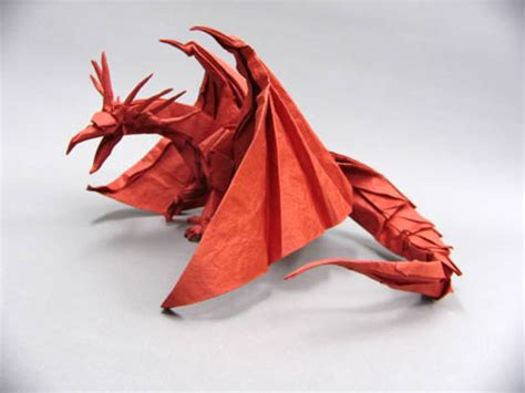 Origami Drago - 10 amazing origami dragons epic fail