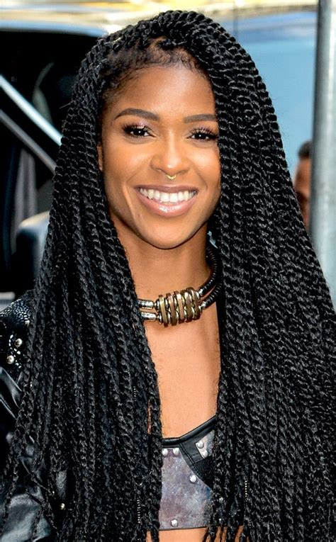 senegalese twist using marley hair 1000 images about box braids senegalese twists on