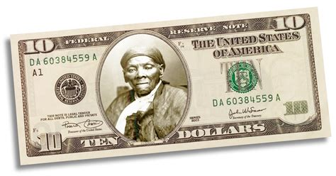 new year us dollar bill 10 who belong on the new 10 bill rolling