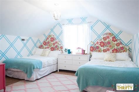 bedroom things for girls girls tween bedroom makeover gold turquoise magenta