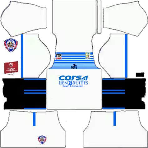 Jersey Home Persela Lamongan 2017 Custom persela kit fts pictures free