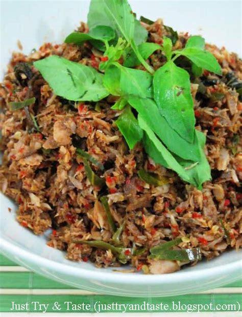 Sambal Ikan Cakalang Gurih Pedas By Nacha resep tongkol suwir rica rica just try taste