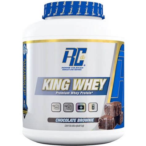 Suplemen Whey jual suplemen ronnie cole king whey