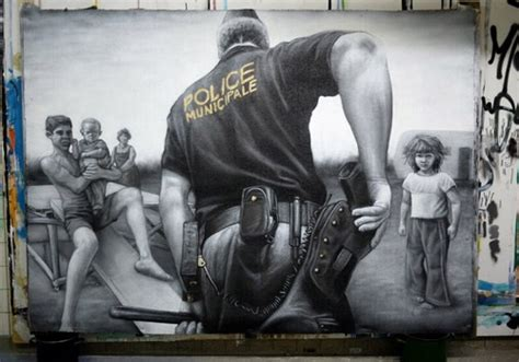 Amazing Wall Murals 40 examples of powerful street art graffiti at its best