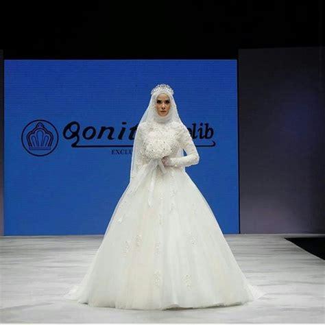 tren model baju pengantin 2016