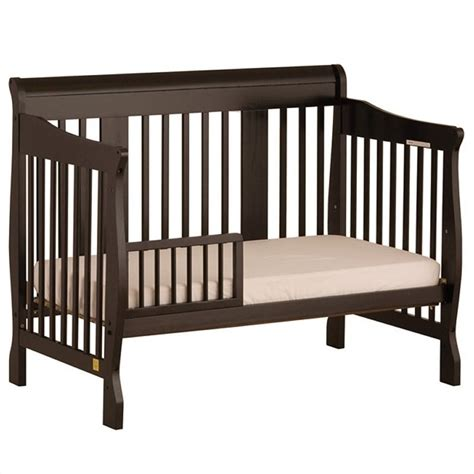 4 in 1 stages baby crib in black 04588 49b