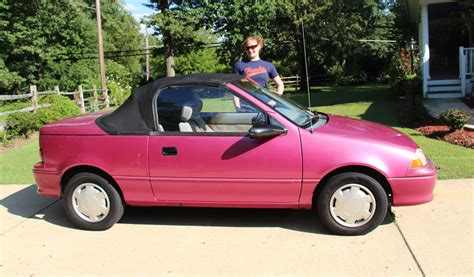 electric and cars manual 1992 geo metro navigation system 1993 geo metro convertible car review used cars mystic magenta youtube