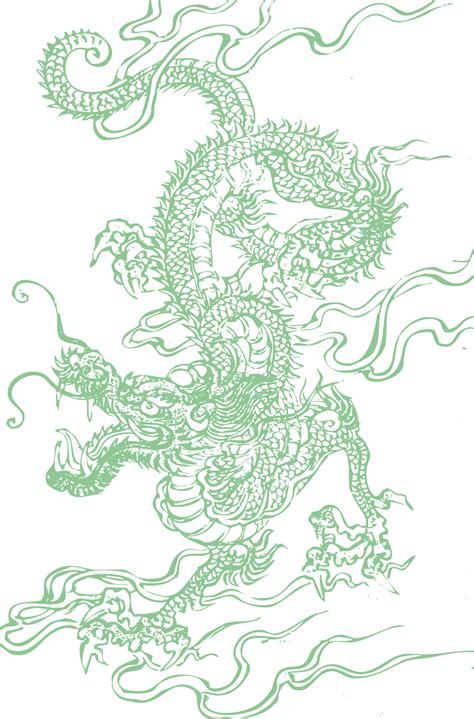 chinese pattern background png file green chinese dragon png wikimedia commons