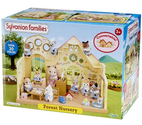 Syl Nian Families Forest Nursery Toy At Mighty Ape