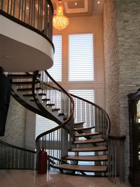 staircase window curtains 1000 images about spectacular spaces and places on pinterest