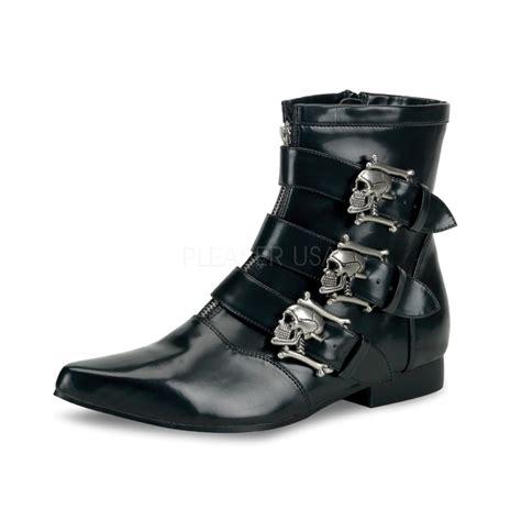 R A Shoes 06 demonia womens brogue 06 vegan boots