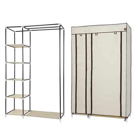 clothes cupboard 15 best ideas of wardrobe double hanging rail