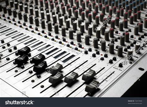 image gallery soundboard equipment