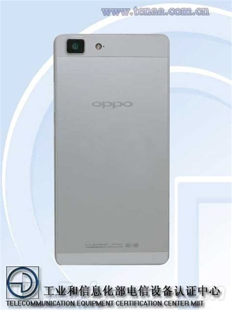 Tablet Oppo R5 oppo r5 spotted at tenaa with 5 5mm and snapdragon 615 gizchina