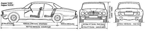 jaguar xj6 dimensions xjc the jaguar xj coupes xj12c xj6c 1975 1977
