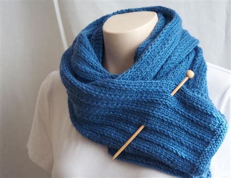 Knitting Patterns Scarf Video | knitting pattern scarf his hers scarf by monique gascon