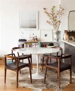 copy cat chic room redo i mid century modern dining room mid century dining room chairs mid century dining table