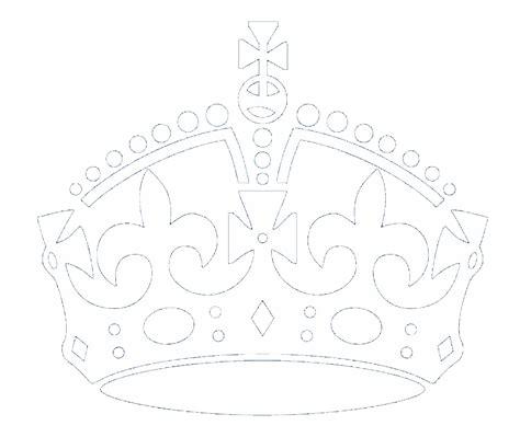 keep calm crown transparent background