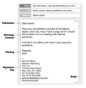 Create Professional Email Template by Professional Business Email Format Best Business Template