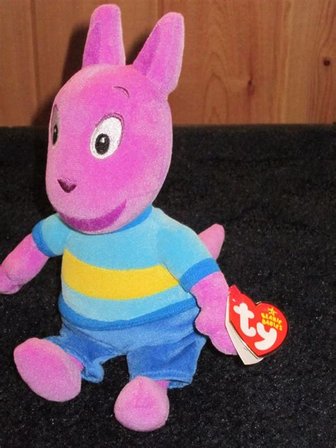 Backyardigans What Of Animals Are They Ty Backyardigans Plush Named From 2005