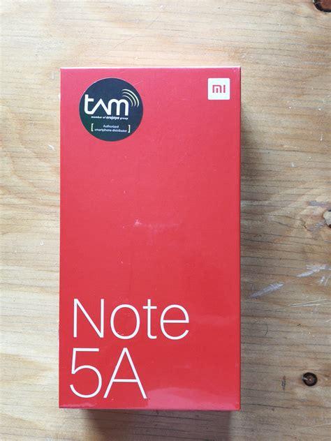 Redmi 5a Tam news teknologi mengintip isi kotak xiaomi redmi note 5a