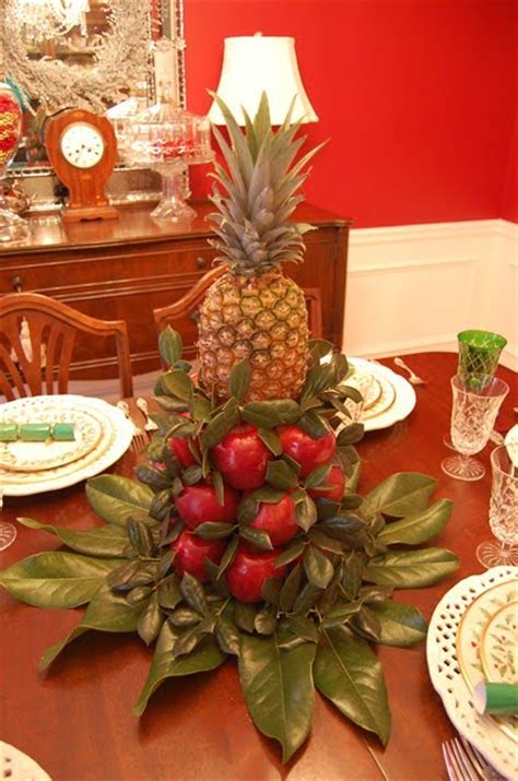 how to make a colonial williamsburg christmas table