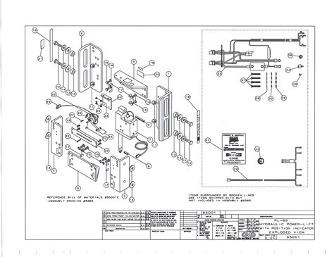 cmc plate wiring diagram cmc tilt and trim plate