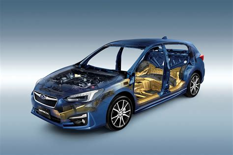 subaru launches the all new impreza at the singapore