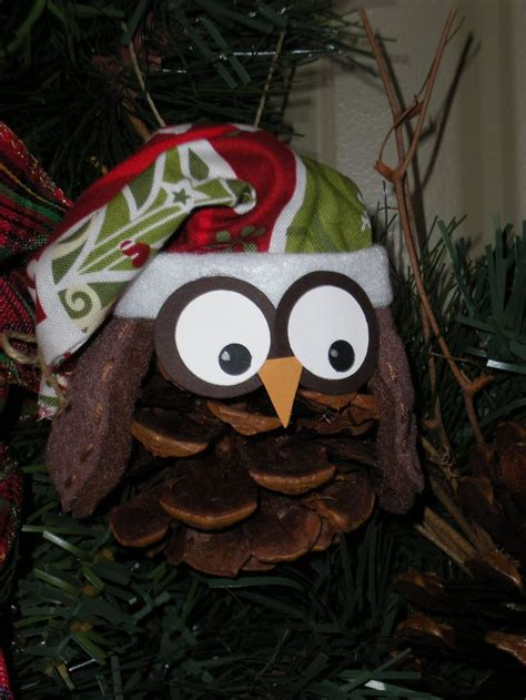 1000 ideas about pinecone owls on pinterest pine cone