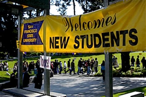 Sf State Mba Open House by Prospective Students Get A Sneak Preview Sf State News