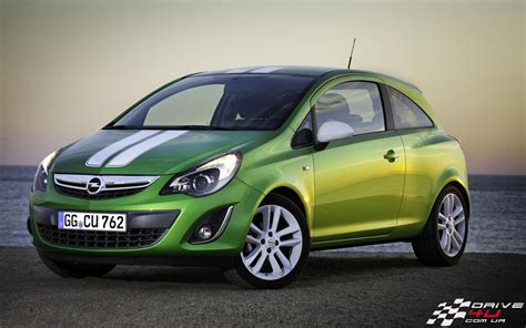 opel green green opel corsa wallpaper full hd pictures