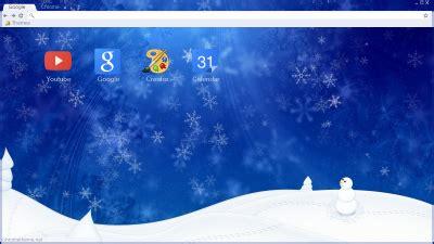 chrome themes winter winter chrome themes themebeta