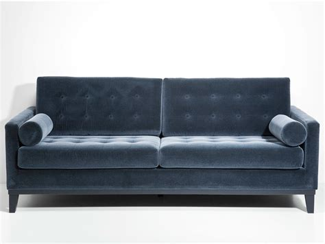 3 Seater Fabric Sofa Casino Grey By Kare Design