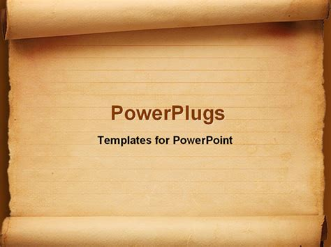 powerpoint templates free download old paper paper layout
