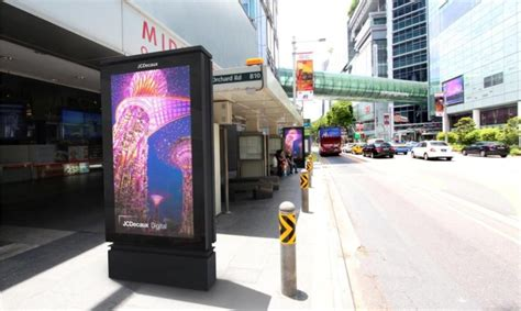 jcdecaux si鑒e social jcdecaux signs exclusive seven year contract with lta