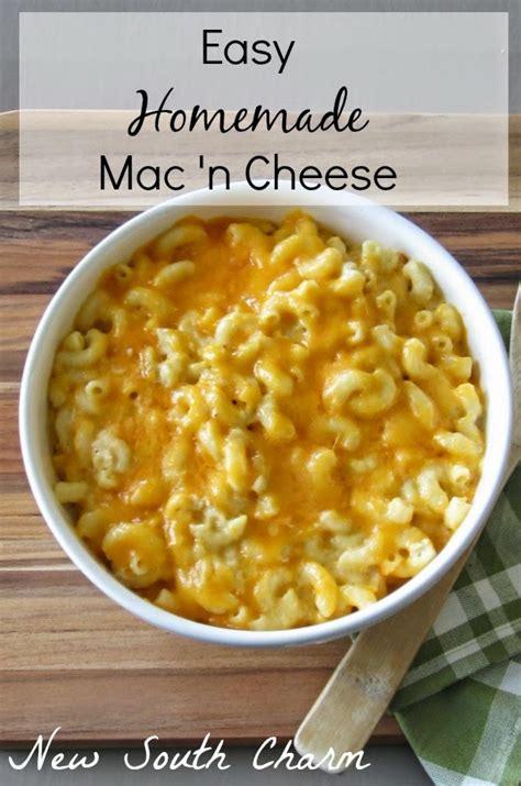 easy mac n cheese new south charm