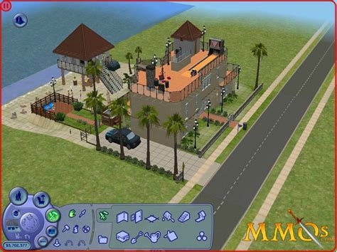 play house music online the sims online game review