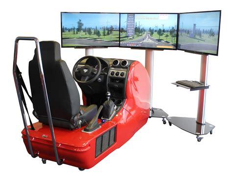 simulateurs conduite develter