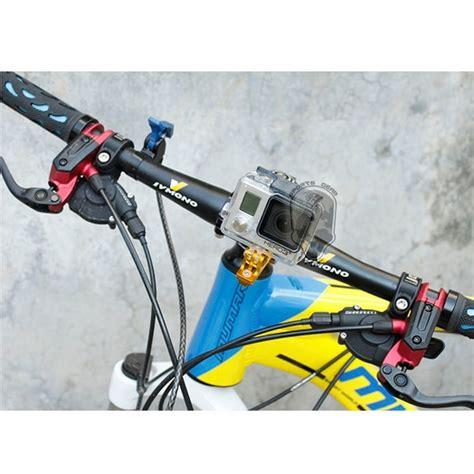 Bike Handlebar Mount For Gopro Xiaomi Yi T0210 1 tmc gobike pro bike handlebar mount for gopro xiaomi yi